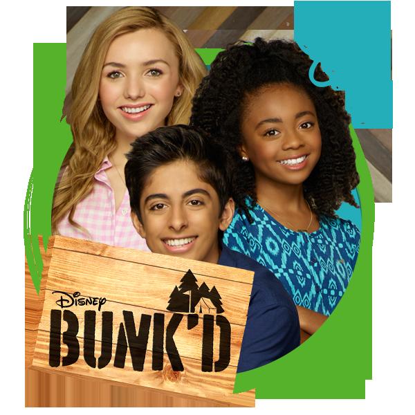 Bunk'd (Show Nav Link)