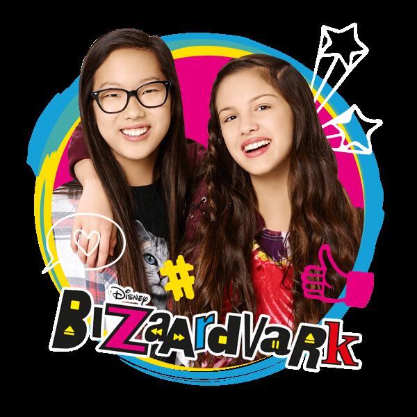 Bizaardvark (Show Nav Link)