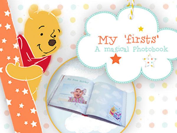 Baby's First Scrapbook