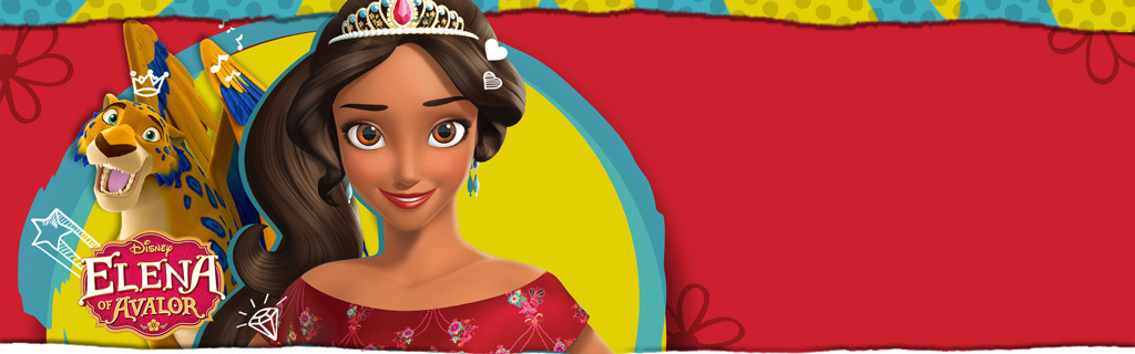 Elena of Avalor - Homepage Hero