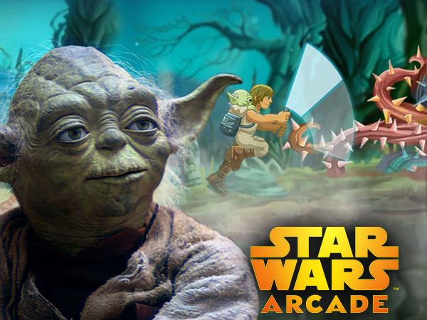 Yoda'nın Jedi Eğitimi