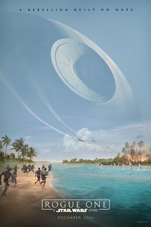 Rogue One - Movie Poster