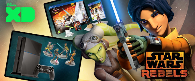 Star Wars Rebels Competition