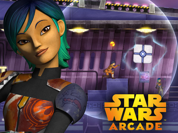 Star Wars Arcade - Team Tactics