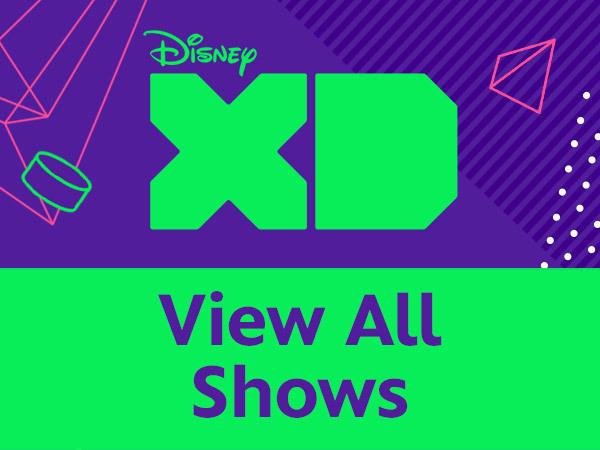 Disney XD - All Shows