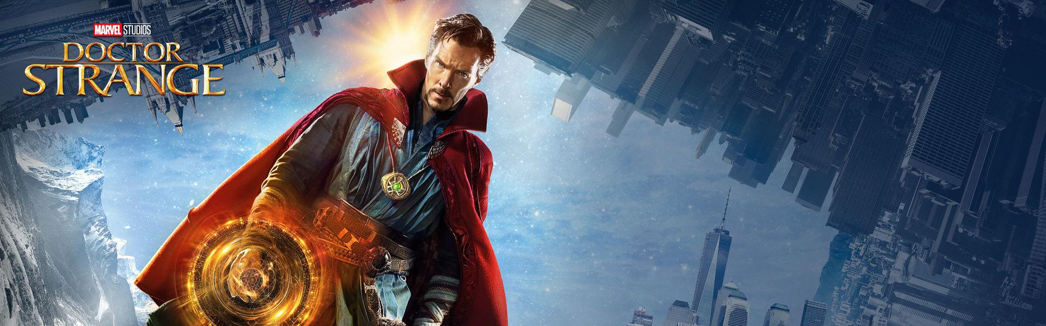 Doctor Strange In Cinemas Hero - ID