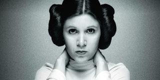 Carrie Fisher, unsere Prinzessin, ist verstorben