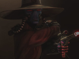 """Cad Bane at your service. I'll take on any job... for the right price."""