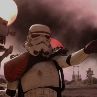Peluncuran Trailer Star Wars Battlefront