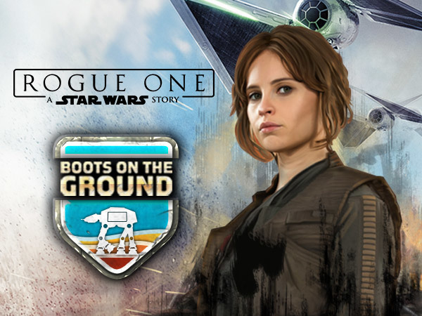 Rogue One: Boots on the Ground