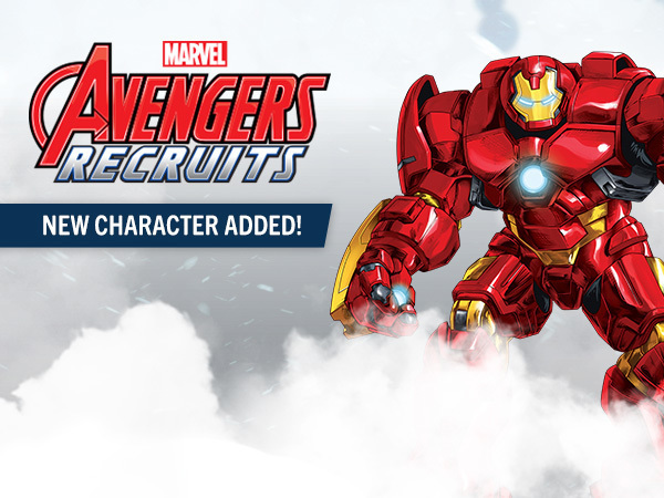 Avengers Recruits: Create Your Own Super Hero Poster
