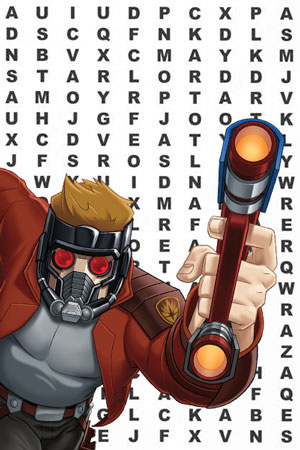 Guardians of the Galaxy Word Search