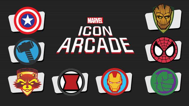 Marvel Icon Arcade