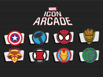 Marvel Icon Arcade