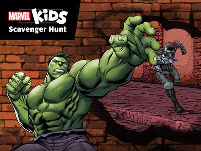 Smash Like Hulk
