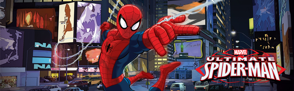 ES - Disney XD - Ultimate Spiderman - Hero Universal Short