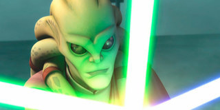 Kit Fisto vs. General Grievous