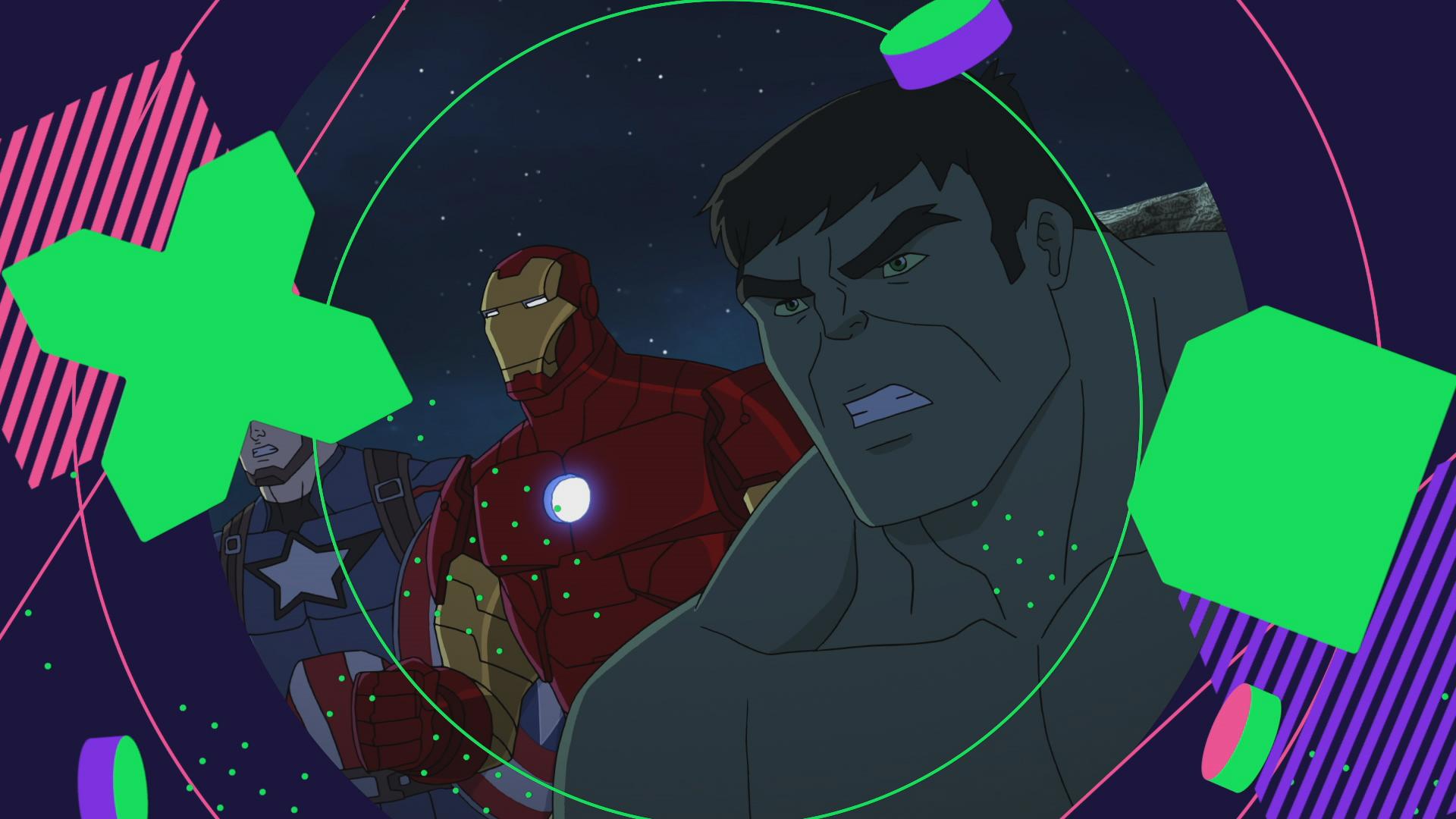 Marvel op Disney XD - Trailer