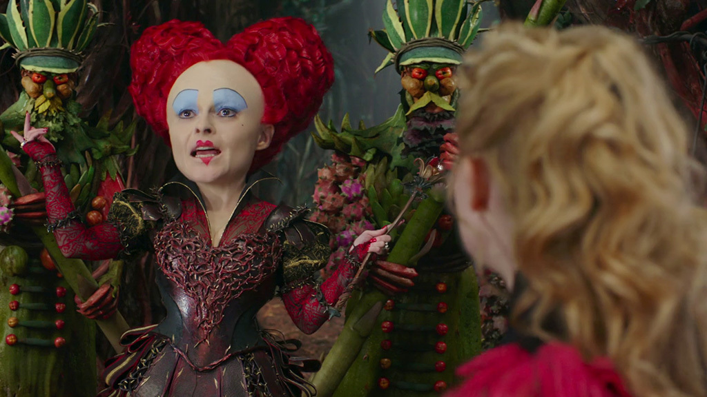 First Look! Disney's Alice Through The Looking Glass