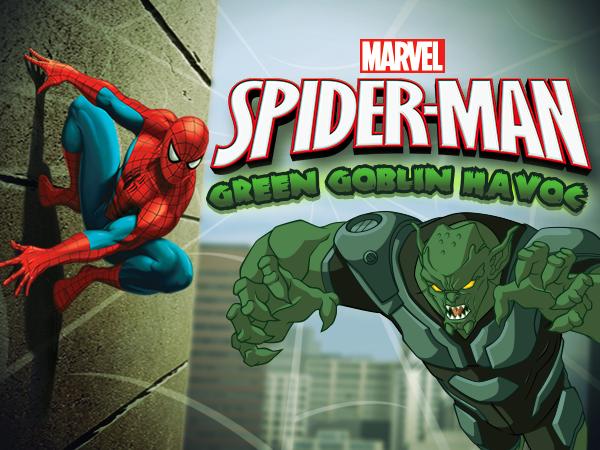 Spider-Man: Green Goblin Havoc