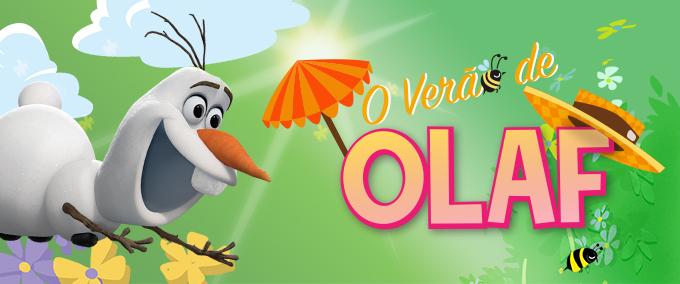O Verão de Olaf