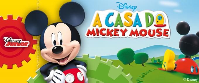 Passatempo Mickey