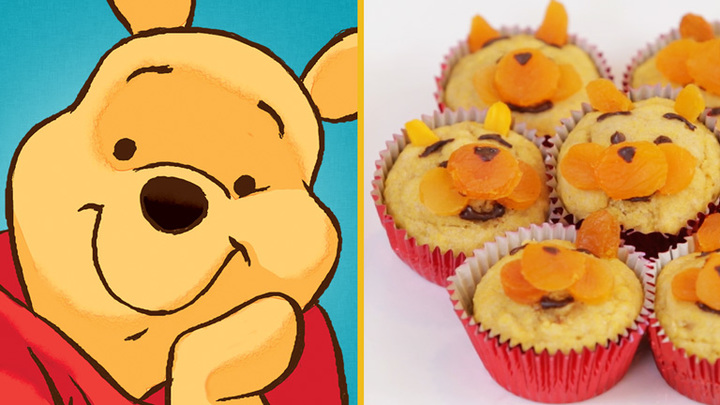 Winnie the Pooh Corn Muffins | Allergy-Friendly Movie Night | Disney