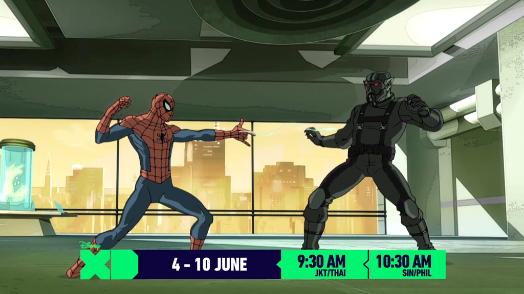 Ultimate Spider-Man Vs. The Sinister 6 Trailer