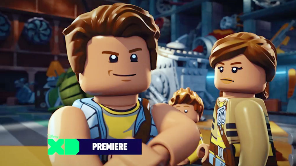 LEGO Star Wars: Freemaker Adventures | Don't Mess with the Freemakers