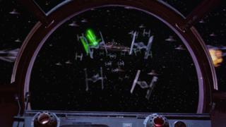 X-wing vs. TIE fighter Soundboard