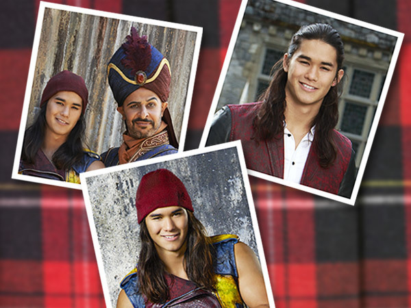 Read Booboo Stewart's interview