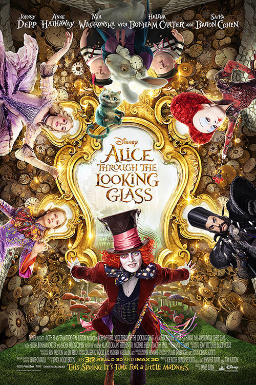 Alice Through the Looking Galss