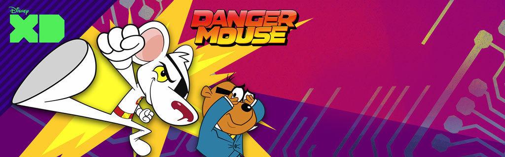 ZA - Danger Mouse - Homepage Hero