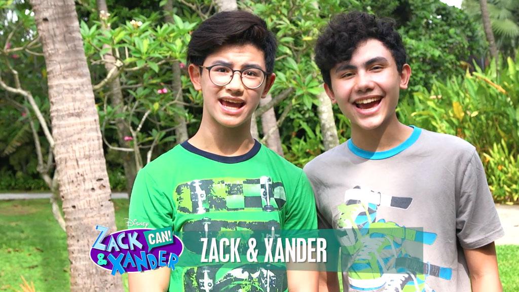 Episode 5   Waterjet   Zack & Xander CAN!