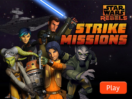 Star Wars Rebels – Strike Missions