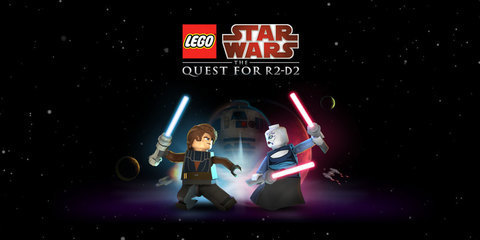 Jogo LEGO Star Wars: Quest for R2-D2 Online Gratis