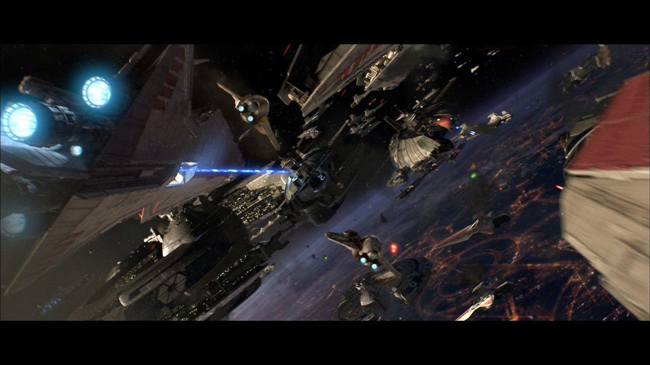 Rebobinando - Star Wars: A Vingança dos Sith