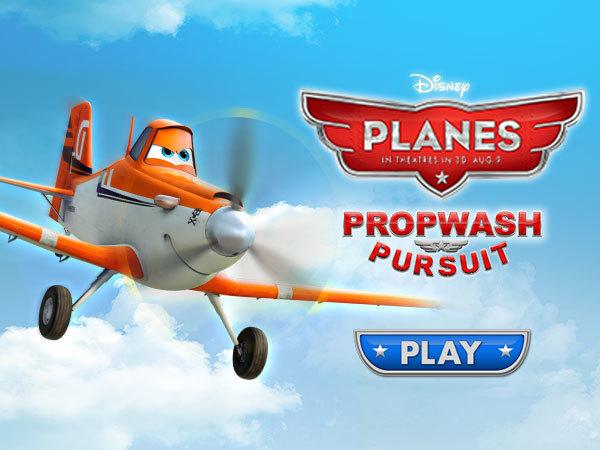 Planes – Propwash Pursuit