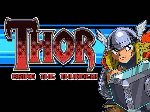 Jogo Thor – Bring The Thunder Online Gratis
