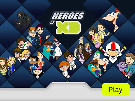 Disney XD – Heroes of XD