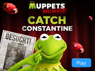 Muppets Most Wanted – Catch Constantine