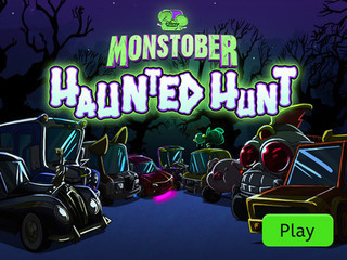 Monstober – Haunted Hunt