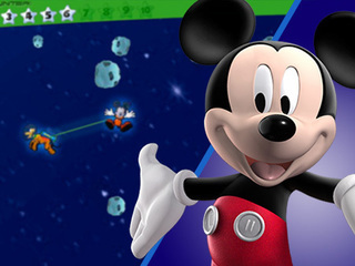 Mickey's Out of this World Treasure Hunt