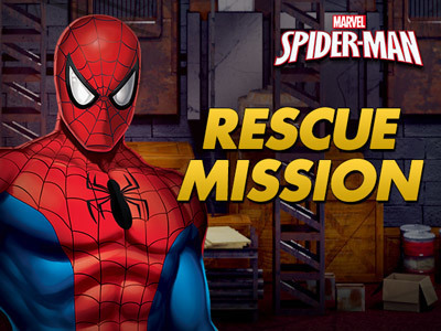 Spider-Man Rescue Mission