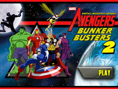 The Avengers: Bunker Busters The Avengers: Earth's Mightiest Heroes Products