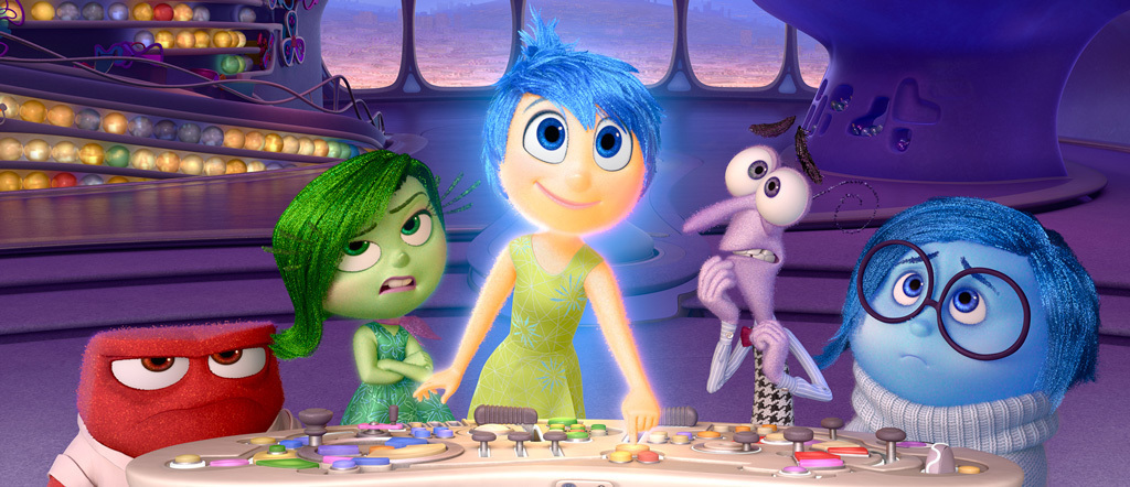 INSIDE OUT – ©2015 Disney•Pixar. All Rights Reserved.