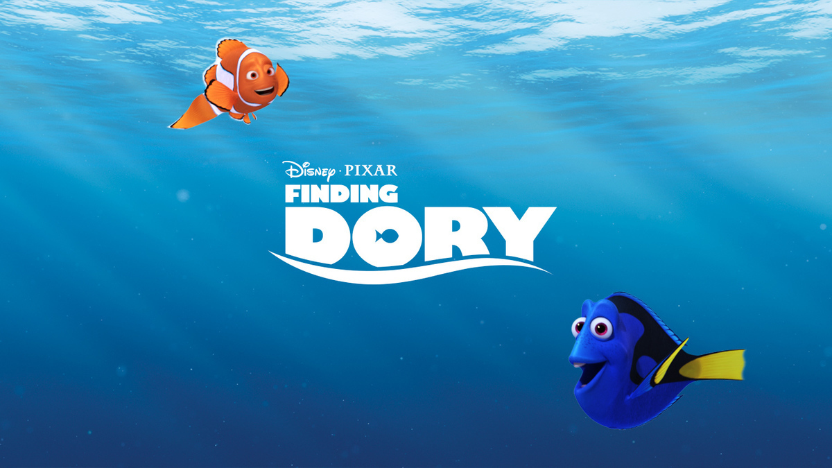 Image result for finding dory hollywood films